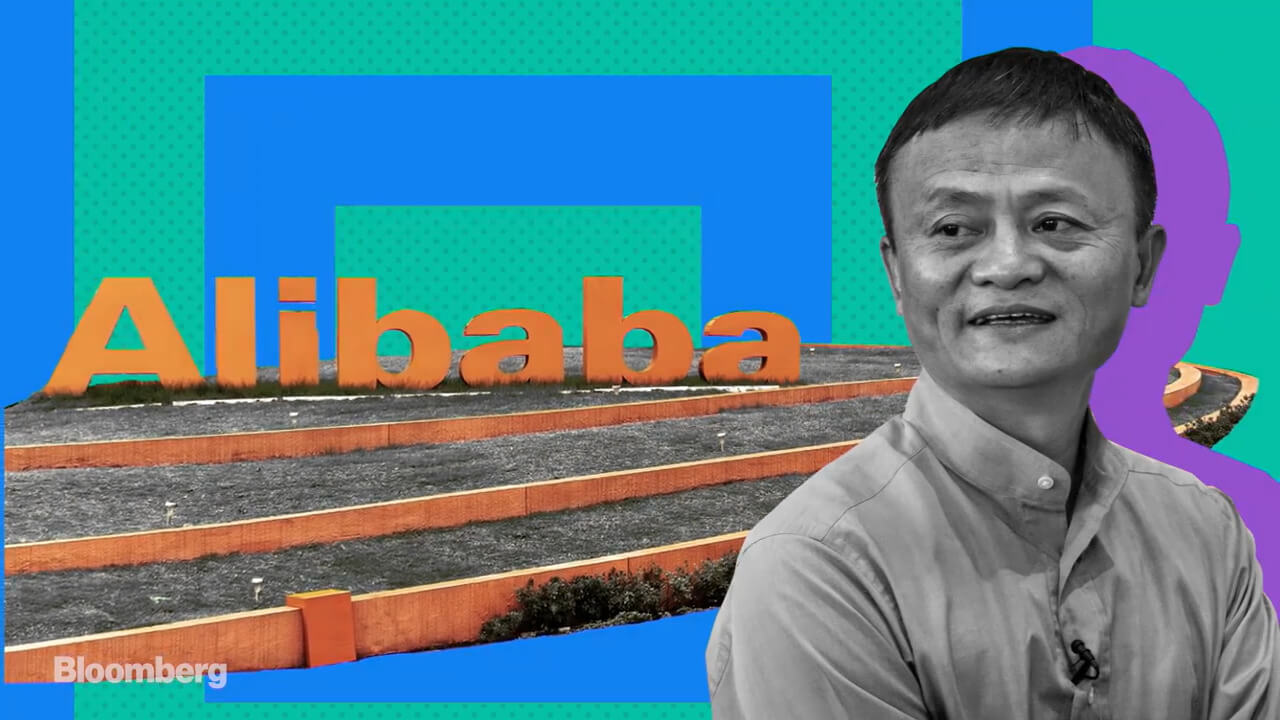 Jack Ma's $290 Billion Loan Machine Is Changing Chinese Banking